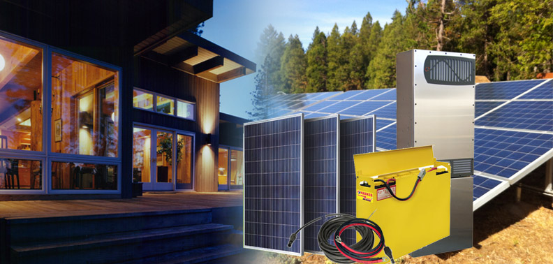 Off-Grid-Solar-Living